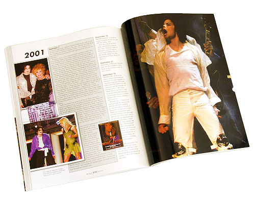 Michael Jackson: A Visual Documentary 1958 To 2009 - Tribute Edition